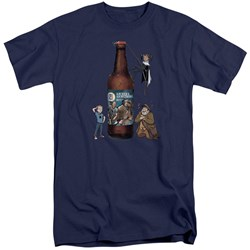 Archer & Armstrong - Mens Ale Tall T-Shirt