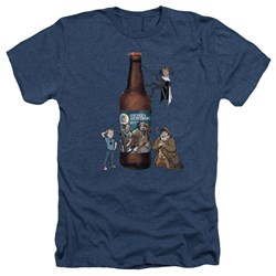 Archer & Armstrong - Mens Ale Heather T-Shirt