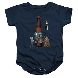 Archer & Armstrong - Toddler Ale Onesie