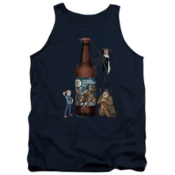 Archer & Armstrong - Mens Ale Tank Top