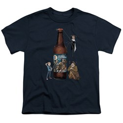 Archer & Armstrong - Big Boys Ale T-Shirt