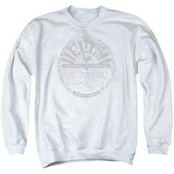 Sun Records - Mens Crusty Logo Sweater