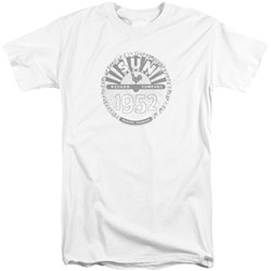 Sun Records - Mens Crusty Logo Tall T-Shirt