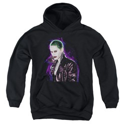 Suicide Squad - Youth Joker Stare Pullover Hoodie