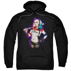 Suicide Squad - Mens Bubble Pullover Hoodie