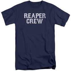 Sons Of Anarchy - Mens Reaper Crew Tall T-Shirt