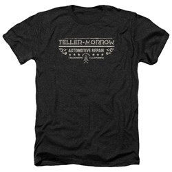 Sons Of Anarchy - Mens Teller Morrow Heather T-Shirt