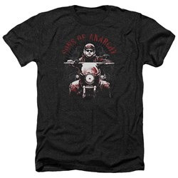 Sons Of Anarchy - Mens Ride On Heather T-Shirt