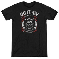 Sons Of Anarchy - Mens Outlaw Ringer T-Shirt
