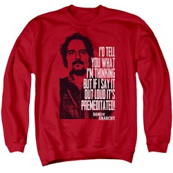 Sons Of Anarchy - Mens With Tig Sweater