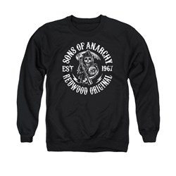Sons Of Anarchy - Mens Redwood Originals Sweater