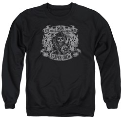 Sons Of Anarchy - Mens Original Reaper Crew Sweater