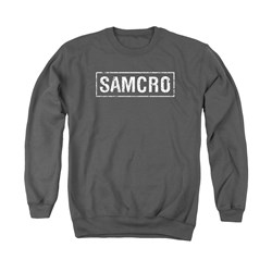 Sons Of Anarchy - Mens Samcro Sweater