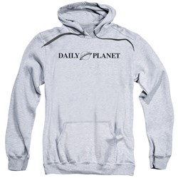 Superman - Mens Daily Planet Logo Pullover Hoodie