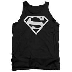 Superman - Mens Logo Tank Top