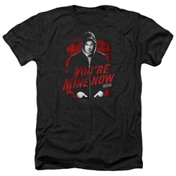 Dexter - Mens Dark Passenger Heather T-Shirt