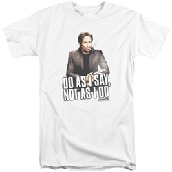 Californication - Mens Do As I Say Tall T-Shirt
