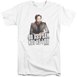 Californication - Mens Do As I Say Tall T-Shirt