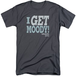 Californication - Mens I Get Moody Tall T-Shirt