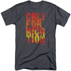 Californication - Mens Cali Type Tall T-Shirt