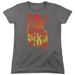 Californication - Womens Cali Type T-Shirt
