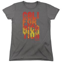 Californication - Womens Cali Type T-Shirt