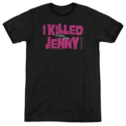 The L Word - Mens I Killed Jenny Ringer T-Shirt