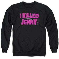 The L Word - Mens I Killed Jenny Sweater