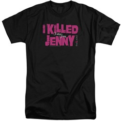 The L Word - Mens I Killed Jenny Tall T-Shirt