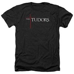 Tudors - Mens Logo Heather T-Shirt