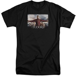 Tudors - Mens The Final Seduction Tall T-Shirt