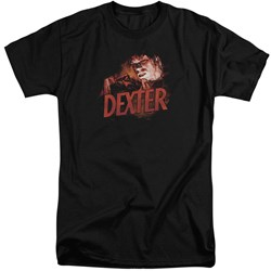 Dexter - Mens Drawing Tall T-Shirt