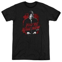 Dexter - Mens Dark Passenger Ringer T-Shirt