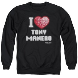 Saturday Night Fever - Mens I Heart Tony Sweater