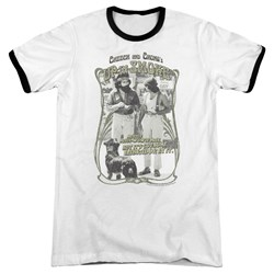 Cheech & Chong - Mens Labrador Ringer T-Shirt