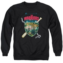 Warriors - Mens Shield Sweater