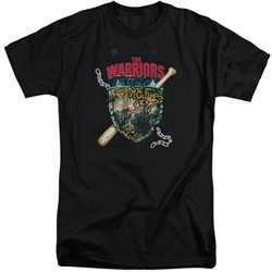 Warriors - Mens Shield Tall T-Shirt