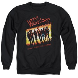 Warriors - Mens One Gang Sweater