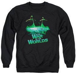 War Worlds - Mens Global Attack Sweater