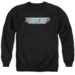 Saturday Night Fever - Mens Logo Sweater