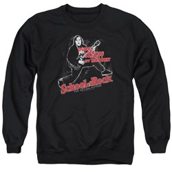 School Of Rock - Mens Rockin Sweater