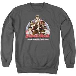 School Of Rock - Mens I Pledge Allegiance Sweater