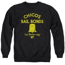 Bad News Bears - Mens Chico'S Bail Bonds Sweater
