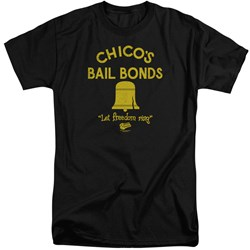 Bad News Bears - Mens Chico'S Bail Bonds Tall T-Shirt