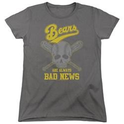 Bad News Bears - Womens Always Bad News T-Shirt