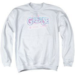 Grease - Mens Grease Is The Word Sweater