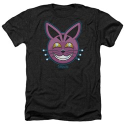 Grimm - Mens Retchid Kat Heather T-Shirt
