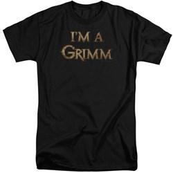 Grimm - Mens Im A Grimm Tall T-Shirt