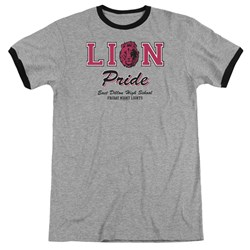 Friday Night Lights - Mens Lions Pride Ringer T-Shirt