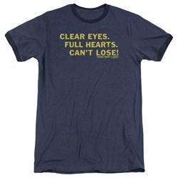 Friday Night Lights - Mens Clear Eyes Ringer T-Shirt